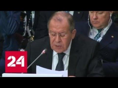 Лавров обратил внимание ЕС на вмешательство Киева в церковные дела и притеснение русского языка - …