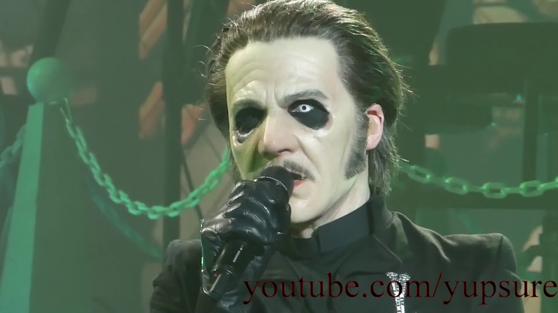 Ghost - If You Have Ghosts - Live HD (F.M. Kirby Center 2018)