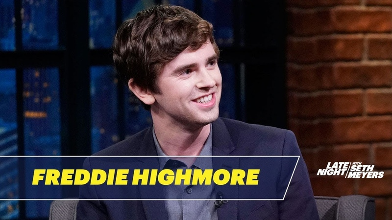 Freddie Highmore Was Impersonated on Instagram