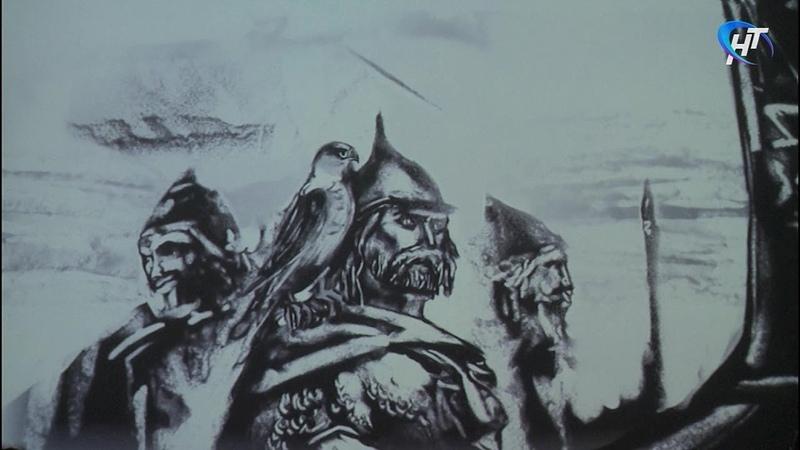 Новгородский князь Рюрик ожил благодаря стараниям мультипликаторов