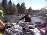 Сплав по реке Серга с компанией Актив Урал