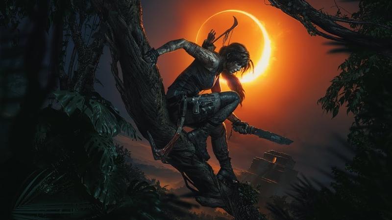 Shadow of the Tomb Raider прохождение гробницы Жаждущие Боги