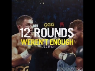 Canelo vs Golovkin  2 #CaneloGGG2 Sept 15. HBO PPV @HBOBoxing