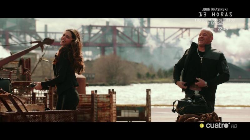 XXx Reactivated (2017) xXx Return of Xander Cage sexy escene 02