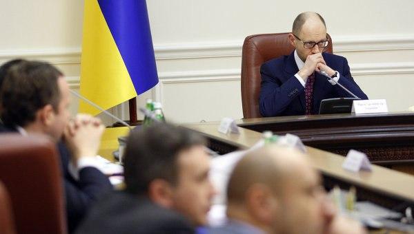Яценюк подписал пакет документов для введения безвизового режима с ЕС
