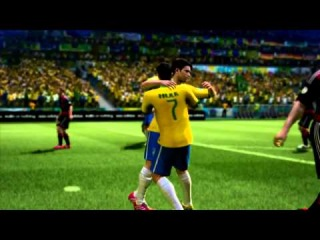 EA Sports FIFA: Brazil vs Germany (World Cup Semifinals)