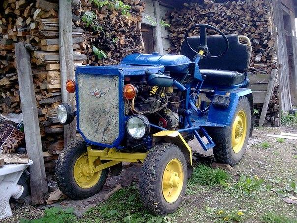 Трактор погрузчик б у продажа