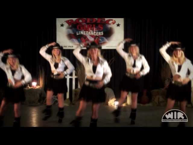 Rodeo Girls: Bread And Beans (Line Dance)