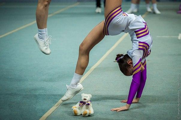 гимнастики смотреть: