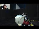 [Dantekris TIME SHOW ツ] САМЫЙ НАДЕЖНЫЙ НАПАРНИК В МИРЕ   Portal 2