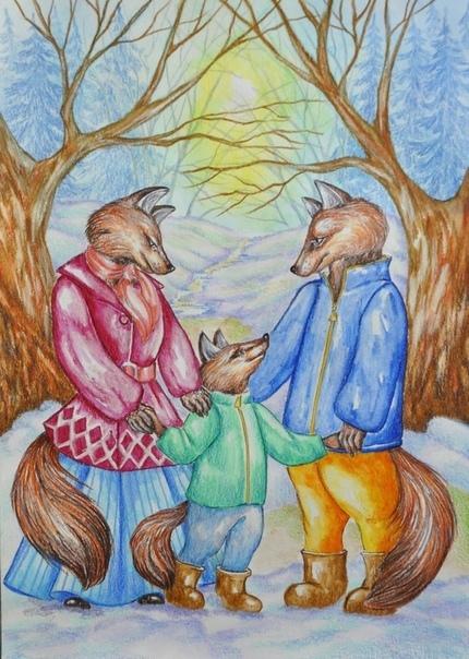 ГЛАВА 19 из повести Будни Морковкина Все времена года наступают по-разному: лето врывается в жизнь шелестом зелёной листвы и жаром палящего солнца; осень золотит лес и поёт холодными ветрами;