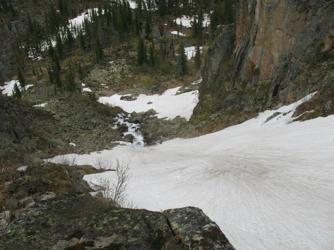 Водопад Богатырь
