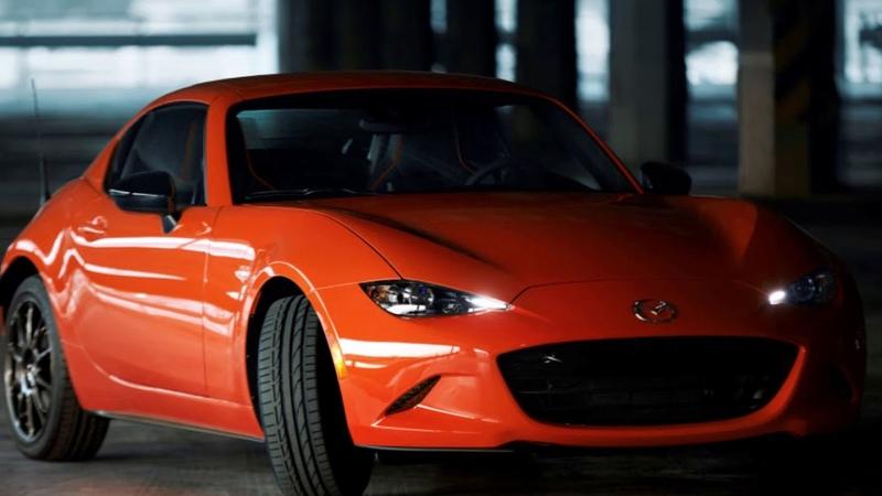 2019 Mazda MX 5 Miata 30th Anniversary Edition