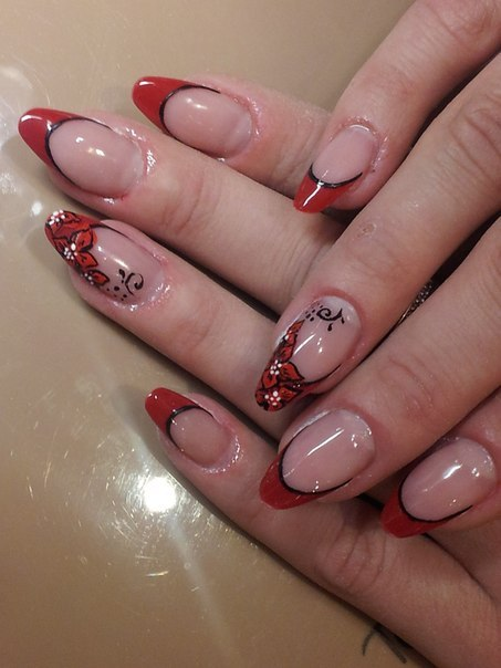 Наращивание ногтей в Самаре 89272004809.