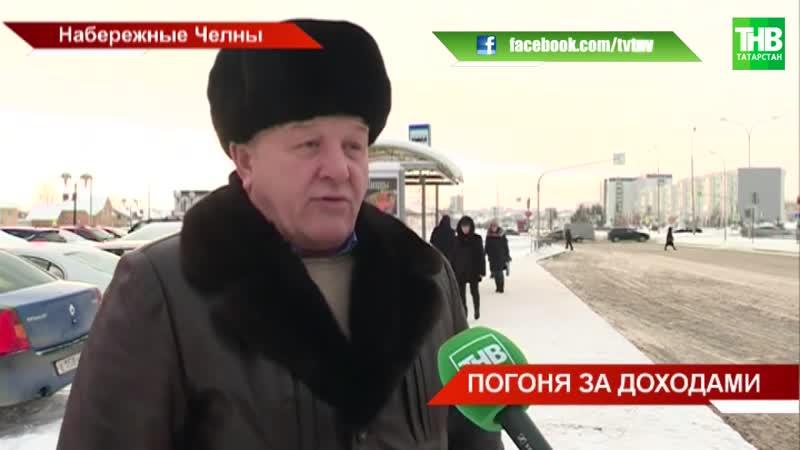 Водителей автобусов Казани и Челнов освободят от планов на маршрутах
