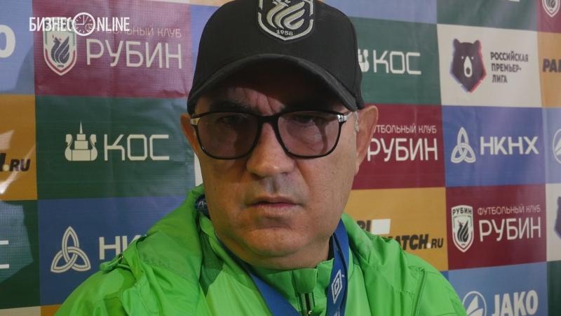 Курбан Бердыев: «Отстранение игроков за лайки? Следующий вопрос»