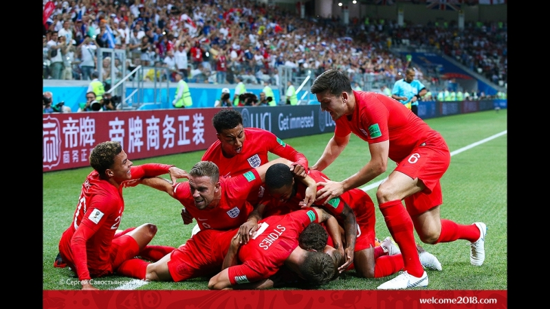 Кейн забивает два гола и приносит своей команде победу! Тунис Англия 1:2