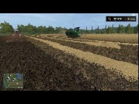 Farming simulator 2017| Сосновка №1 затонувшая техника