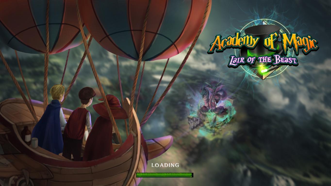 Академия Магии 2: Логово Зверя | Academy of Magic 2: Lair of the Beast (En)