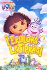Dora la exploradora: Explora la tierra