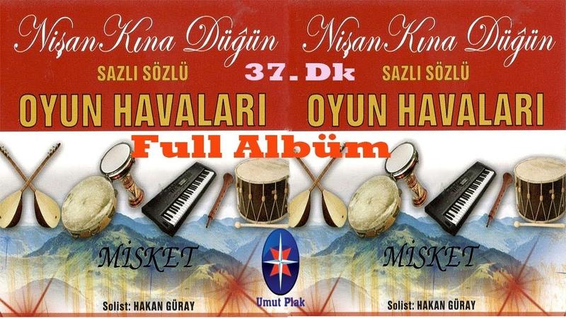 Hakan Güray - Karışık Ankara Oyun Havaları - Misket Düğün Halay FULL ALBÜM