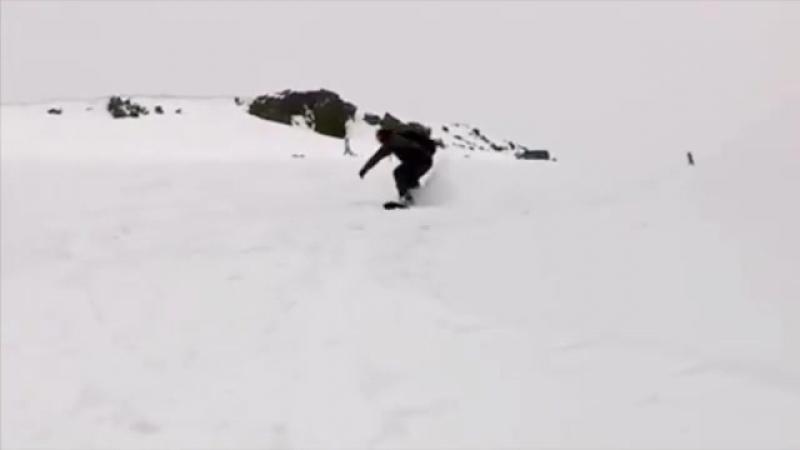 Когда все на одной волне yatcru yatc грузия гудаури сноуборд