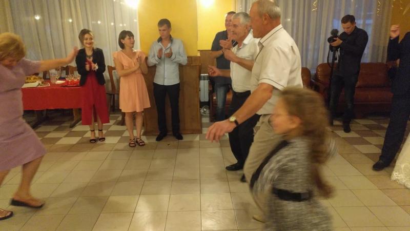 Танец с Тещей.