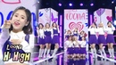 [HOT] LOONA - Hi High(Remix Ver.) , 이달의 소녀 - Hi High(Remix Ver.) Show Music core 20180929