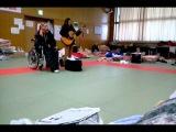 Hayabusa поёт для выживших после аварии на Фукусиме