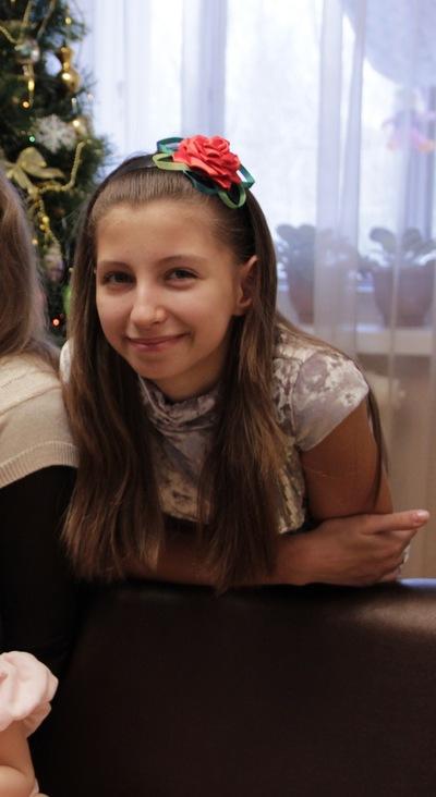 Кристина Хомякова, 1 февраля 1998, Калуга, id104132194