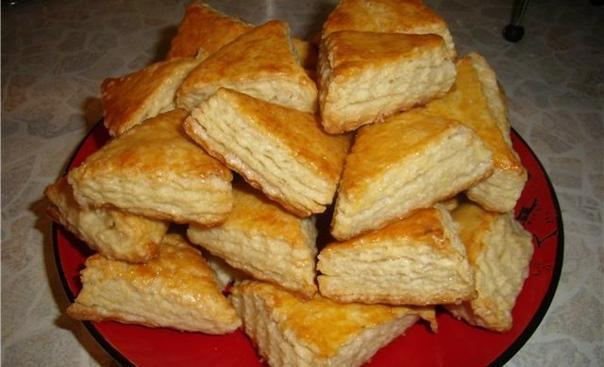 Печенье на кефире. Изумительно вкусное!
