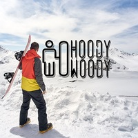 Логотип Hoody-woody / Поездки в горы