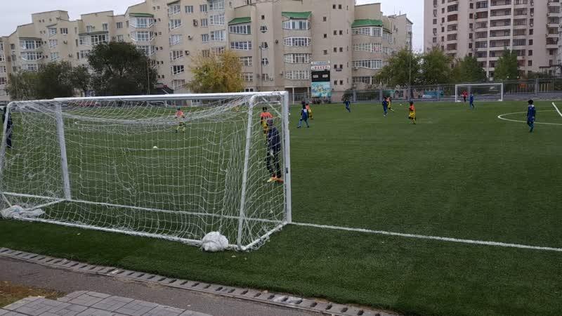 ФК Оренбург 08 - Стрела Оренбургскй район (16.10.18)