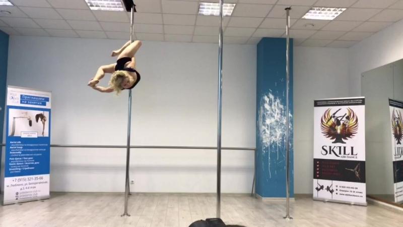 Отчетный концерт Skill Air Dance 19 августа 2018