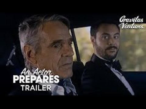 An Actor Prepares   Trailer   Jeremy Irons