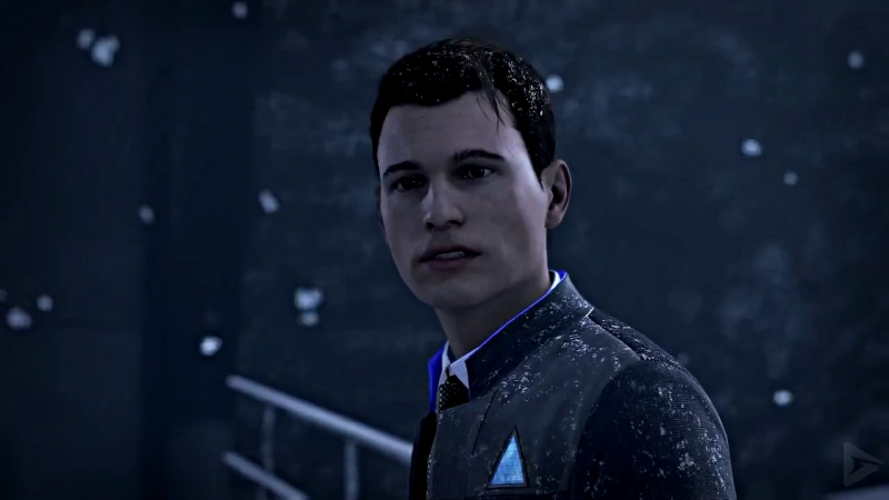 Connor RK800 | Not a human being