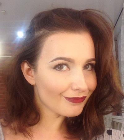 Анастасия Железкова