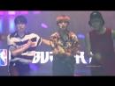 180714 Buzzer Beat Festival NCT127 Touch 해찬 focus