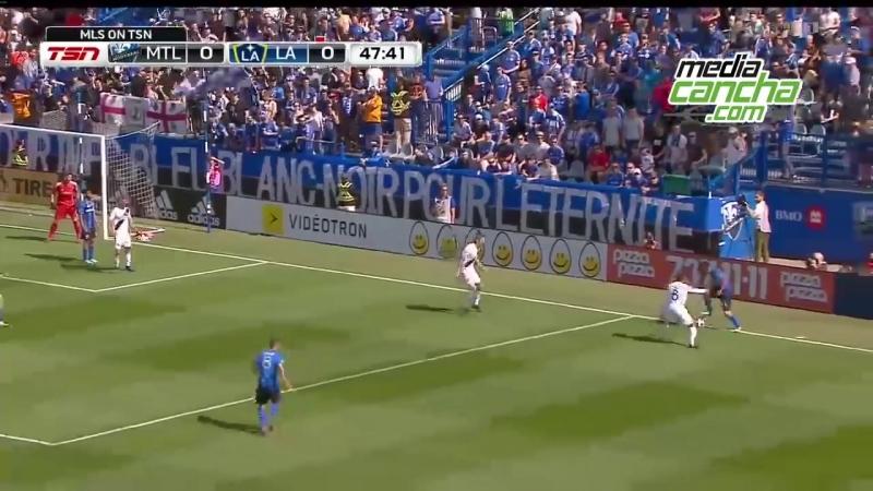 Jona Dos Santos regresó, en victoria del Galaxy