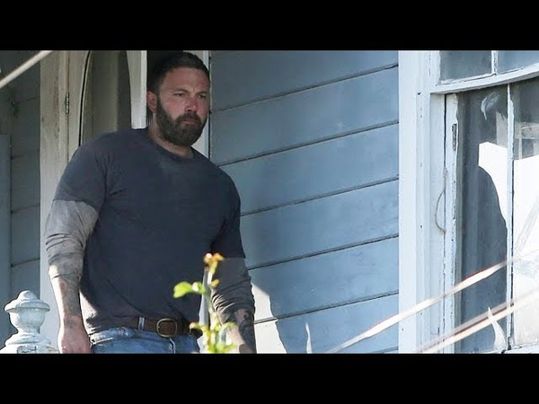 Ben Affleck Gets Back To Work Playing A Regular Guy In Torrance