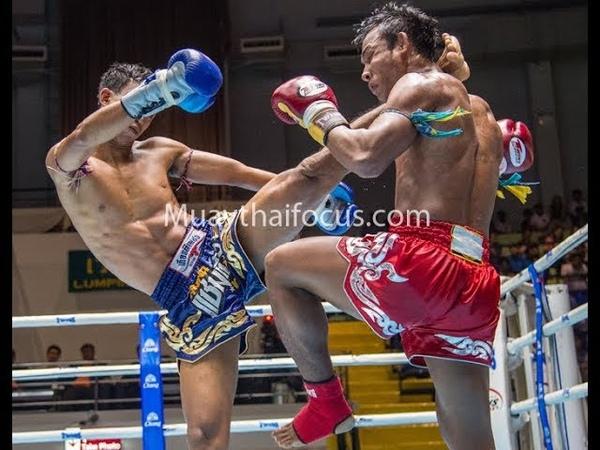 Muay Thai Knockouts HD มวยไทยที่น่าพิศวง - PASSION