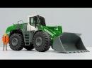 Cranes Etc TV: NZG Liebherr L 586 Wheel Loader 'Hilti' Review