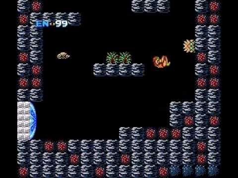 Metroid Origin enhanced Released for NES