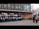 Онега Акция в поддержку проекта Историческая улица проспект Кирова Соборный