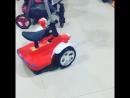Скутер с пультом управления