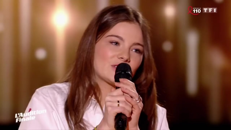 Шоу Голос Франция 2018. - Капуцин с песней И все же. — The Voice France 2018. - Capucine with the song Et pourtant (ори