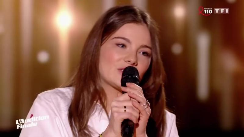 Шоу Голос Франция 2018. - Капуцин с песней И все же. — The Voice France 2018. - Capucine with the song Et pourtant (ори