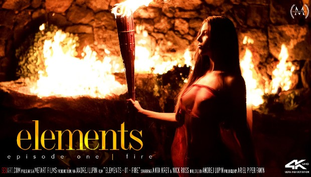 SexArt - Elements. Episode One: Fire!