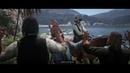Что будет если не двигаться в кандалах в гуарме? - RDR 2 (Эксперименты в Red Dead Redemption 2)