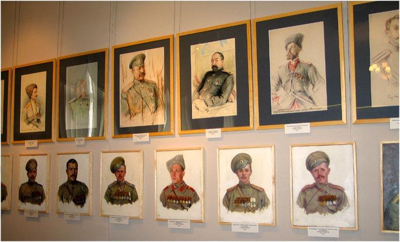 В таганрогском краеведческом музее откроется выставка, посвященная Первой мировой войне